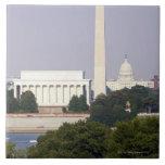 Los E.E.U.U., Washington DC, monumento de Washingt Azulejo Cerámica
