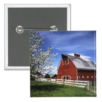 Los E.E.U.U., Washington, Ellensburg, granero Pin