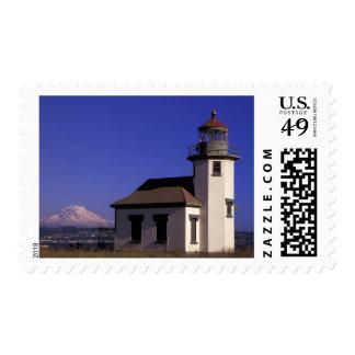 Los E.E.U.U., Washington, isla de Maury. Punto Sellos Postales