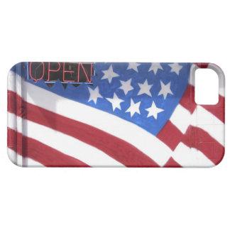 Los E.E.U.U., Washington, lago moses. Mural de la iPhone 5 Carcasas