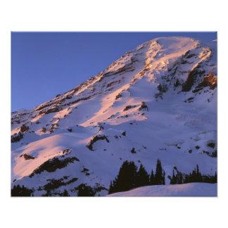 Los E.E.U.U., Washington, parque nacional del Mont Fotografía