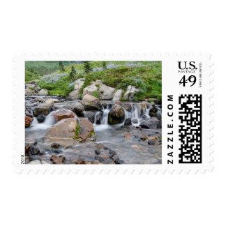 Los E.E.U.U., Washington, parque nacional del Sellos