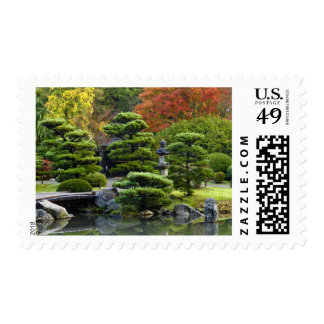 Los E.E.U.U., Washington, Seattle, arboreto, Sellos