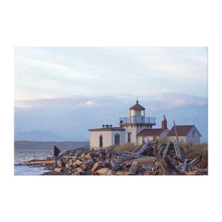 Los E.E.U.U., Washington, Seattle, Puget Sound 2 Impresiones De Lienzo