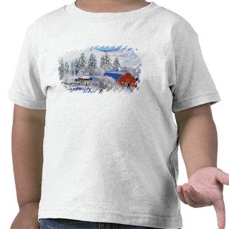 Los E.E.U.U., Washington, valle de Methow, Camisetas