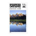 Los E.E.U.U., Wyoming, parque nacional magnífico d