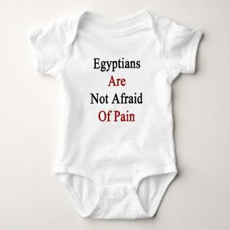 Los egipcios no tienen miedo de dolor remeras
