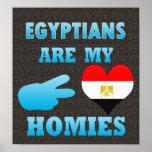Los egipcios son mi Homies Impresiones