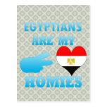 Los egipcios son mi Homies Tarjetas Postales