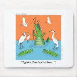 Los Egrets I han tenido algunos… Tapete De Ratón