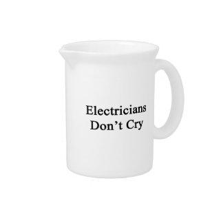 Los electricistas no lloran