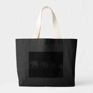Los elefantes nunca olvidan bolsas