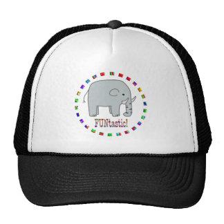 Los elefantes son Funtastic Gorro