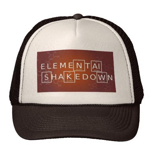 Los elementos del Shakedown Gorros