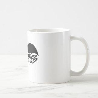 Los embarcaderos taza de café