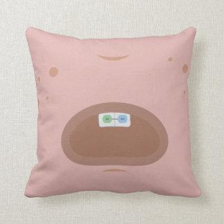 Los empollones necesitan amor también almohada