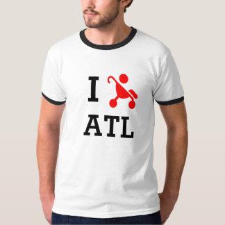 ¡Los empujadores del cochecito de Atlanta - UNA! Playeras