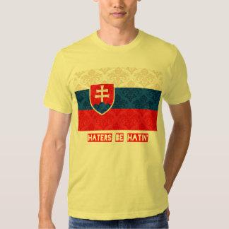 Los enemigos sean hatin Eslovaquia Poleras