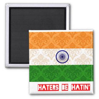 Los enemigos sean hatin la India Imán Cuadrado