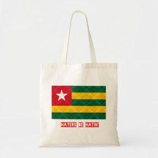 Los enemigos sean hatin Togo Bolsa Tela Barata