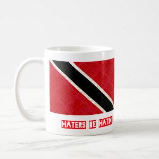 Los enemigos sean hatin Trinidad and Tobago Taza