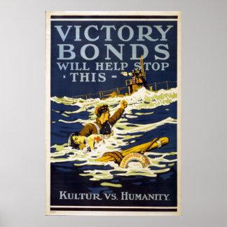Los enlaces de la victoria ayudarán a parar esta g poster