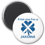 Los escoceses personalizados me besan que soy Jard Imán