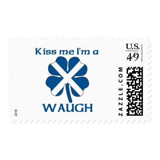 Los escoceses personalizados me besan que soy sellos