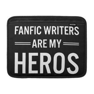 Los escritores de Fanfic son mis héroes (el color Funda Para Macbook Air