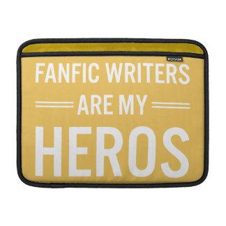Los escritores de Fanfic son mis héroes (el color Fundas MacBook