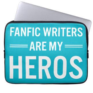 Los escritores de Fanfic son mis héroes (el color Fundas Ordendadores