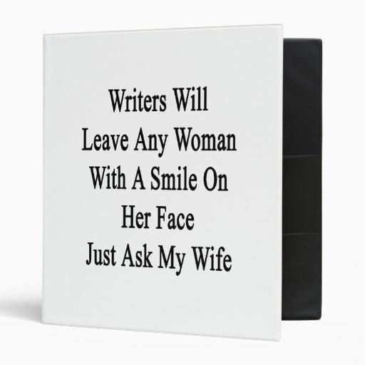 """Los escritores dejarán a cualquier mujer con una s carpeta 1"""""""