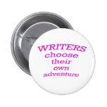 Los escritores eligen su propia aventura pin