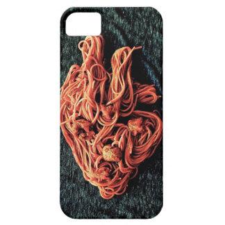 Los espaguetis de la mamá iPhone 5 funda