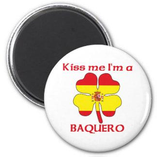 Los españoles personalizados me besan que soy Baqu Imán Redondo 5 Cm