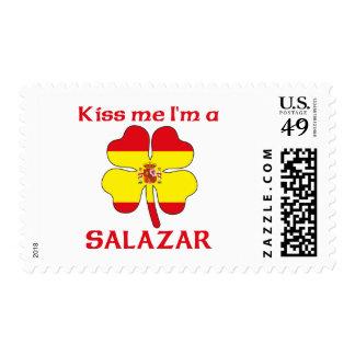 Los españoles personalizados me besan que soy Sala