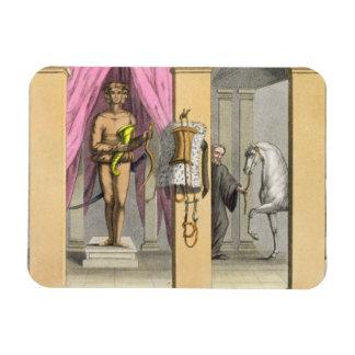 Los establos del caballo de Caligula, Incitata, c. Imán Flexible