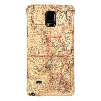 Los Estados Unidos de América 12 Funda Galaxy Note 4