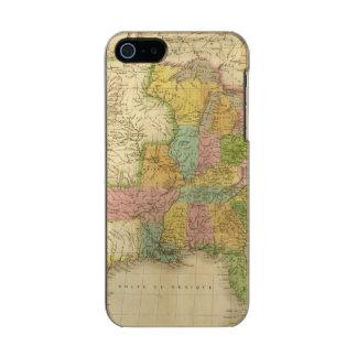 Los Estados Unidos de América 4 2 Carcasa De Iphone 5 Incipio Feather Shine