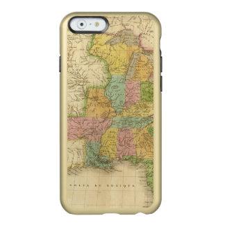 Los Estados Unidos de América 4 2 Funda Para iPhone 6 Plus Incipio Feather Shine