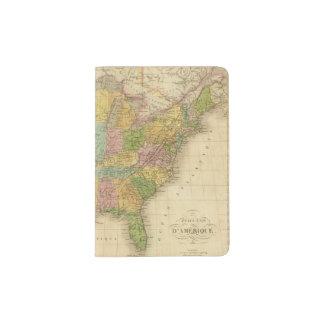 Los Estados Unidos de América 4 2 Porta Pasaporte