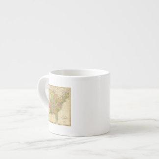 Los Estados Unidos de América 4 2 Taza Espresso