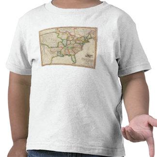 Los Estados Unidos de América 4 Camisetas