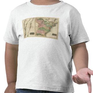 Los Estados Unidos de América 7 Camiseta
