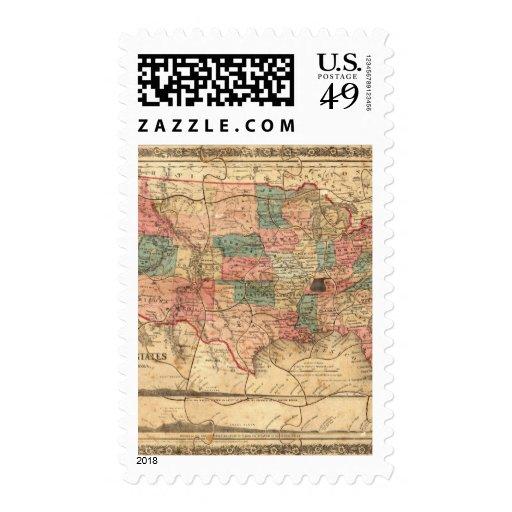 Los Estados Unidos de América 8 Envio