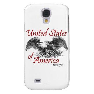 Los Estados Unidos de América Funda Para Galaxy S4