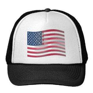 Los Estados Unidos de América Gorros Bordados