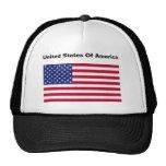 Los Estados Unidos de América Gorras De Camionero