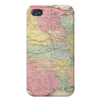 Los Estados Unidos de América iPhone 4/4S Fundas
