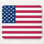Los Estados Unidos de América los E.E.U.U. Alfombrillas De Raton